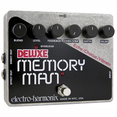 Electro Harmonix DELUXE MEMORY MAN 【期間限定新品特価!】
