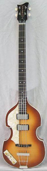 """Hofner 500/1 Vintage61""""Cavern Bass""""LEFT HAND"""