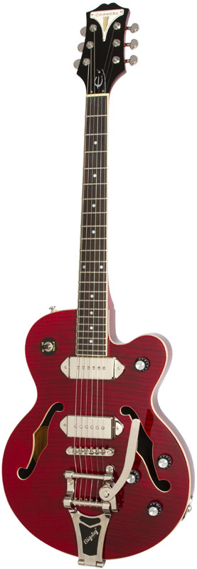 Epiphone By Gibson Limited Edition WILDKAT (Wine Red)