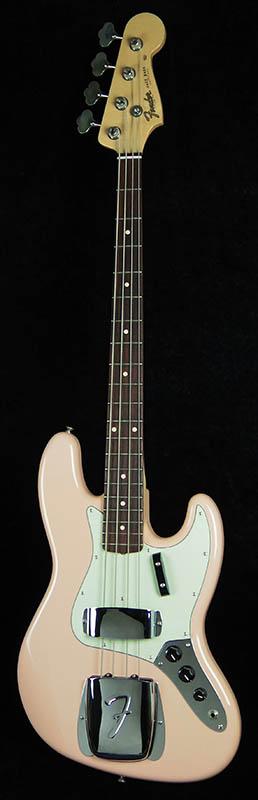 Fender USA Custom Shop Team Built Series TB 64NJB/Shell Pink