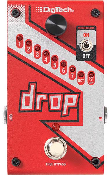Digitech Drop 【10月中旬入荷予定】