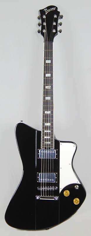 Fernandes H-ELT (Black)