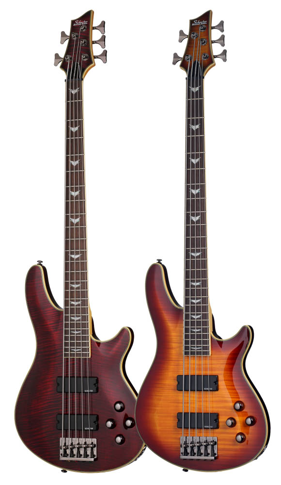 SCHECTER Omen Extreme-5st [AD-OM-EXT-5] 【数量限定スペシャルプライス】