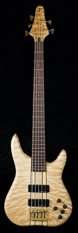 "TUNE 30th Anniversary GAP-518""5A Quilted Maple Top"""