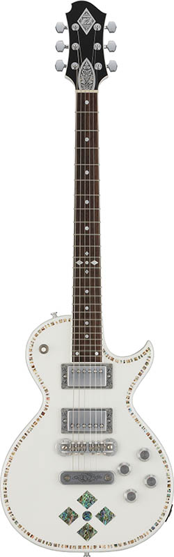 【エレキギター】 ZEMAITIS Antanus Superior Series A24SU WHITE PEARL DIAMOND 【生産完了特価】