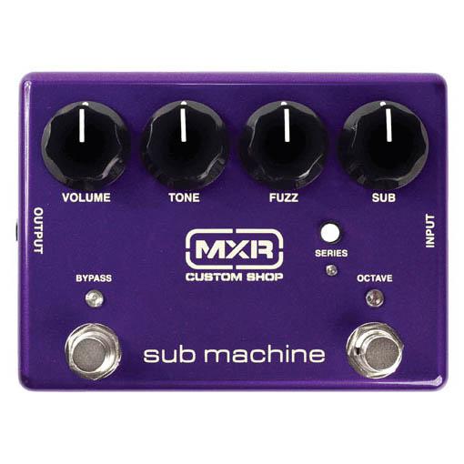 MXR Sub Machine [CSP210] 【新製品AMP/FX】