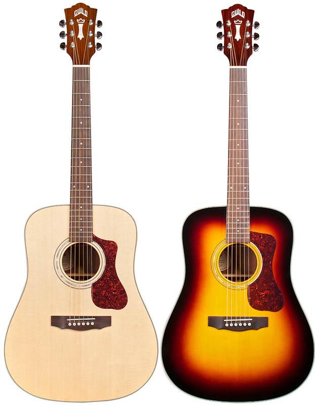 【アコースティックギター】 GUILD Westerly Collection D-140 【特価】