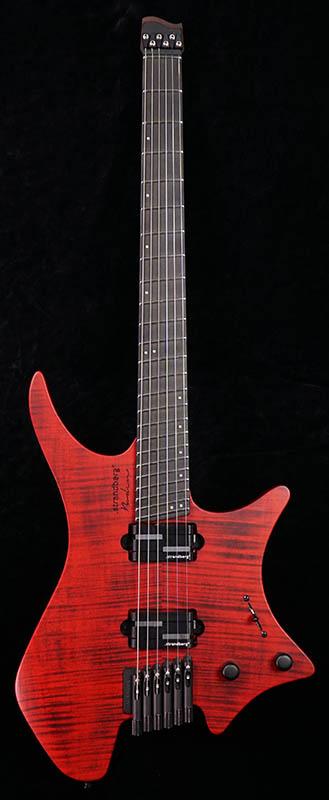 Strandberg Boden J-Series J6 (Red) [Made in Japan]