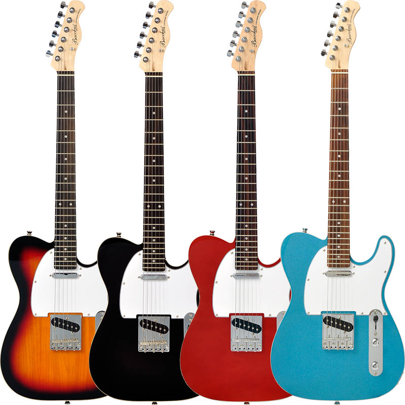 【エレキギター】 Bacchus BTC-1R 【本数限定新品超特価】 【当店人気商品】