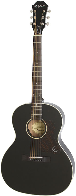 Epiphone by Gibson Limited Edition EL-00 PRO (Ebony) 【数量限定エピフォン・アクセサリーパック・プレゼント】