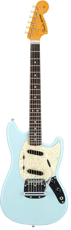 Fender Japan Exclusive Series Classic 60s Mustang (Daphne Blue) 【特価】
