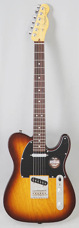 Fender Limited Edition American Standard Telecaster (Cognac Burst) [Made In USA] 【新製品ギター】 【ikbp5】