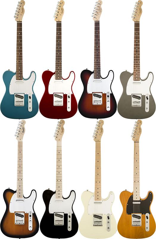 Squier by Fender Affinity Series Telecaster 【ikbp5】