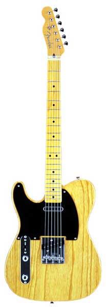 Fender Japan Exclusive Series Classic 50s Tele Left Hand (Vintage Natural) 【生産完了!ラストチャンス!】 【ikbp5】