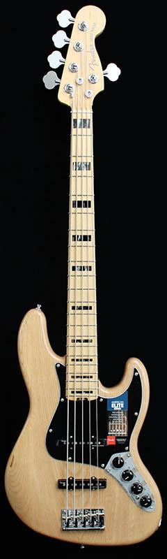名作 Fender V American Elite Jazz Jazz Bass [Made V (Natural/Maple) [Made In USA]【大幅プライスダウン!】【ikbp5】, カー用品通販ショップ VS-ONE:0bb17966 --- supercanaltv.zonalivresh.dominiotemporario.com