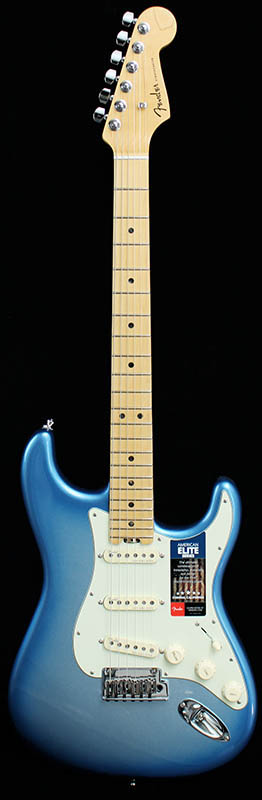 Fender American Elite Stratocaster (Sky Burst Metallic/Maple) [Made In USA] 【大幅プライスダウン!】 【ikbp5】