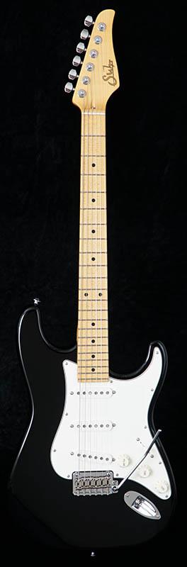 Suhr Guitars Pro Series Classic Pro (Black/Maple) [#JST1U0T] 【特価】