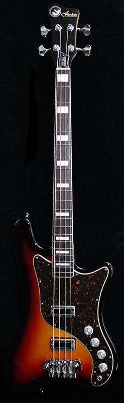 "Freedom Custom Guitar Research RUMP BASS IKEBE SPECIAL (3TSB) ""REVOLE 30TH ANNIVERSARY"" 【熱い要望にお応えして再生産!】 【PGC-BASS】"