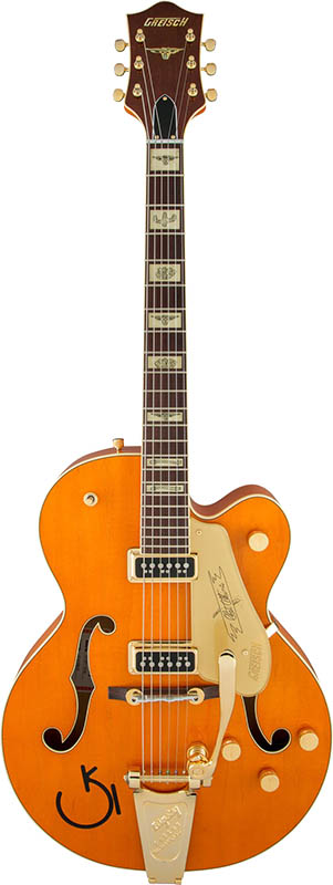 GRETSCH G6120T-55 VS Vintage Select Edition '55 Chet Atkins 【新製品ギター】
