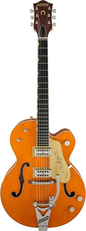 【激安大特価!】  GRETSCH G6120T-59 VS Vintage Select Edition '59 Chet Atkins, 浄法寺漆本舗 bbad9f40
