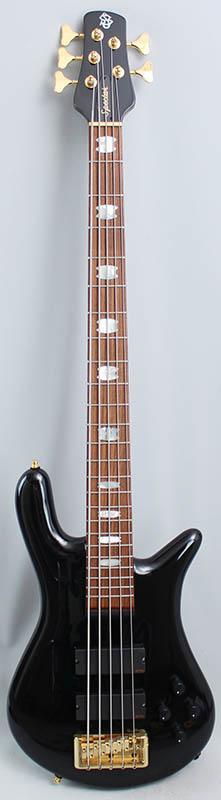 Spector Euro 5 LX (Black Gloss) 【特価】