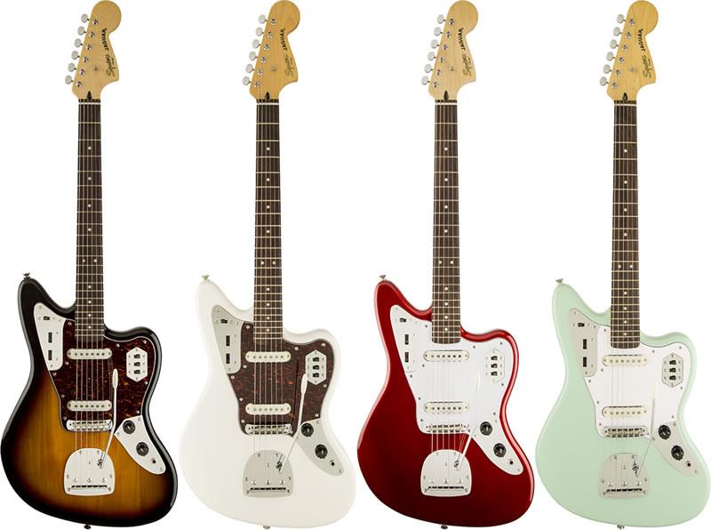 Squier by Fender Vintage Modified Jaguar 【ikbp5】