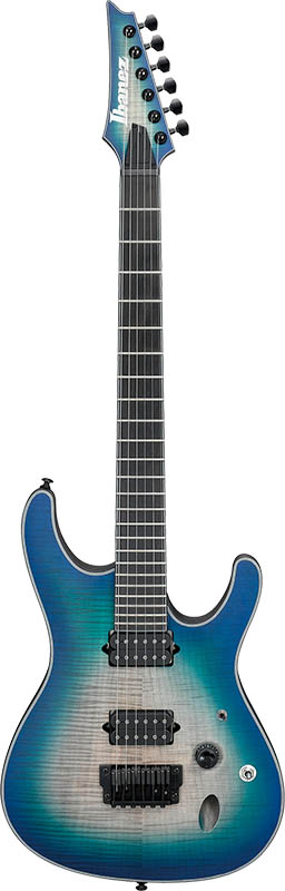 Ibanez Iron Label SIX6FDFM-BCB 【新製品ギター】