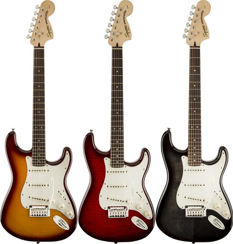 Squier by Fender Standard Strat FMT 【ikbp5】