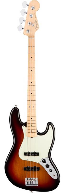 【正規取扱店】 Fender【ikbp5】 American USA] Professional Jazz Bass (3-Color American Sunburst/Maple) [Made In USA]【ikbp5】, Miss R:1c886594 --- construart30.dominiotemporario.com