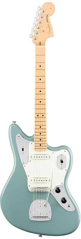 Fender American Professional Jaguar (Sonic Gray/Maple) [Made In USA] 【ikbp5】