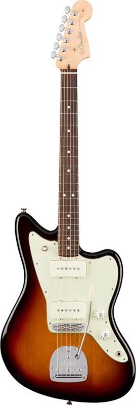 Fender American Professional Jazzmaster (3-Color Sunburst/Rosewood) [Made In USA] 【ikbp5】