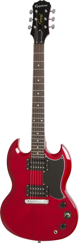 Epiphone by Gibson LIMITED MODEL SG-Special-I (Cherry)
