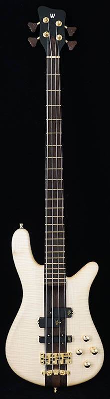 "Warwick Custom Shop Streamer Stage I ""Hand-Selected AAA Flamed Maple/Light Weight Body"" 【Factory Order Model 豪華特典!】"