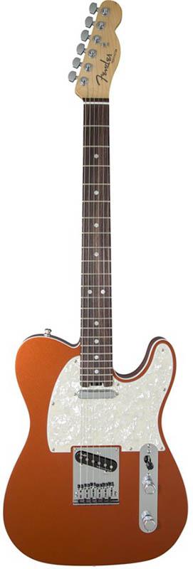 Fender American Elite Telecaster (Autumn Blaze Metallic/Rosewood) [Made In USA] 【大幅プライスダウン!】 【ikbp5】