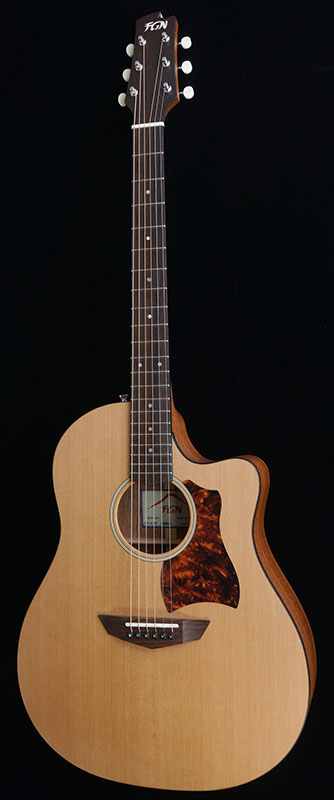 "FUJIGEN FGN Acoustic AG1-NTF 【数量限定""フジゲン特製クロスセット""プレゼント キャンペーン】"