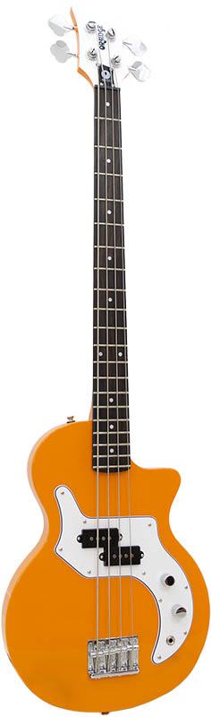 Orange O'Bass (Padded Orange)