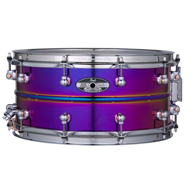 Pearl OHA1465 [OMAR HAKIM / 30th Annv. Snare Drum -LIMITED EDITION-]