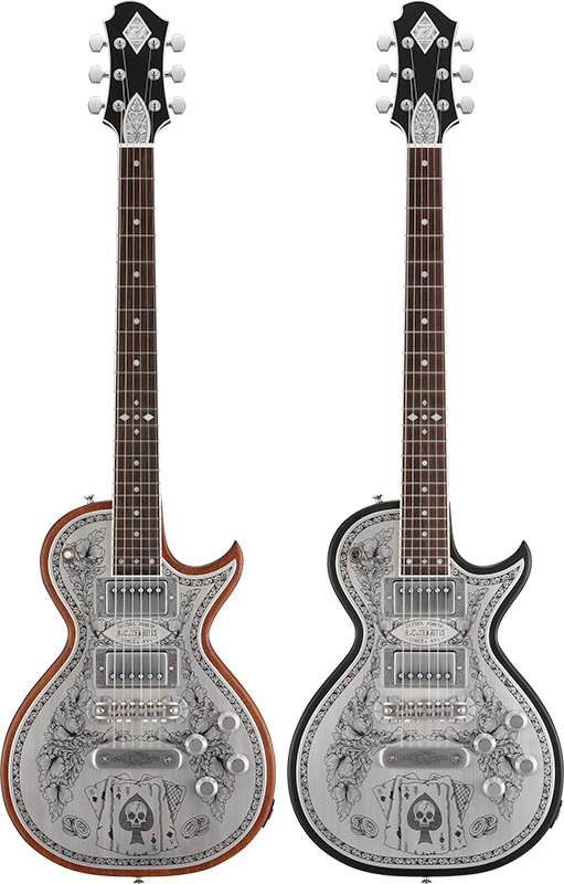 ZEMAITIS A24MF ACES & EIGHTS 【数量限定!ゼマイティス×イケベ特製インテリアクロック・プレゼント!】