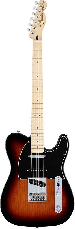 Fender Deluxe Nashville Telecaster (2-Color Sunburst) [Made In Mexico] 【ikbp5】