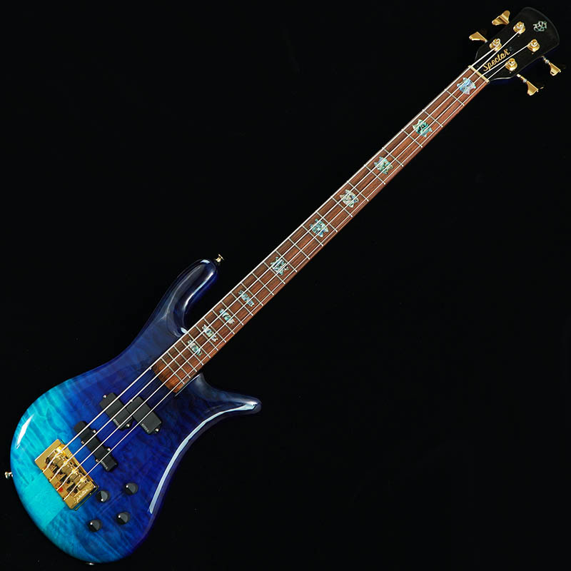 Spector NS-2 (Deep Sea Blue Burst) 【特価】