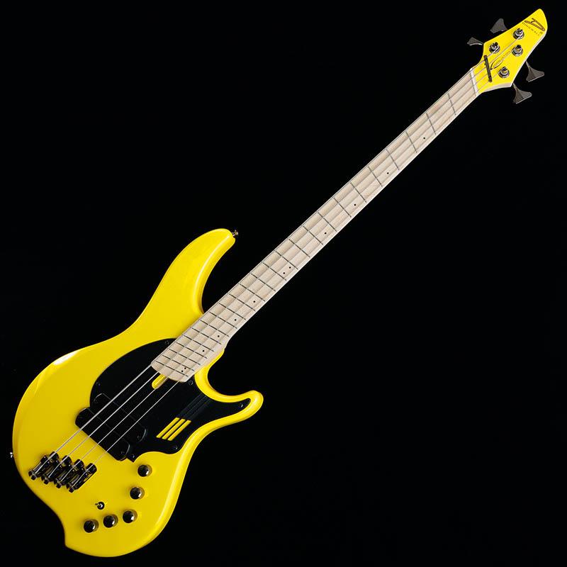 """Dingwall NG-2 4strings Adam """"Nolly"""" Getgood Signature Model (Ferrari Yellow)"""