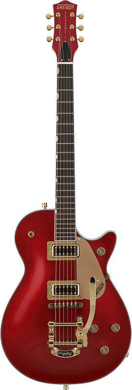 GRETSCH Electromatic Collection G5435TG Limited Edition Pro Jet with Bigsby (Candy Apple Red)