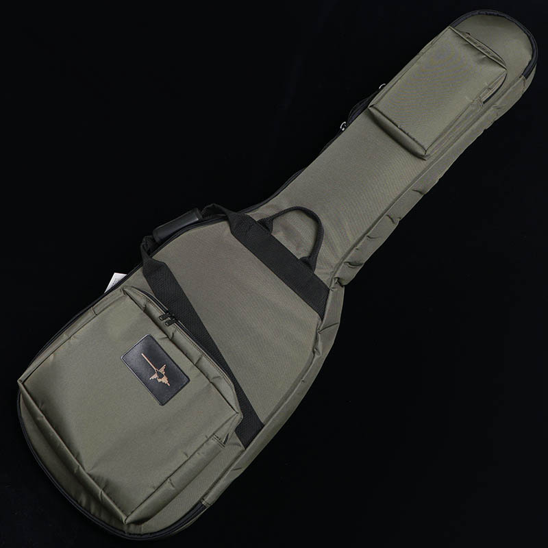 "NAZCA IKEBE ORIGINAL Protect Case for Bass ""Khaki"" 【受注生産品】"
