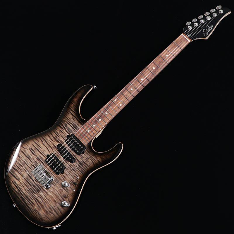 Suhr Guitars Pro Series Modern Pro 510 HSH Charcoal Burst/Pau Ferro [#JS8L9U]