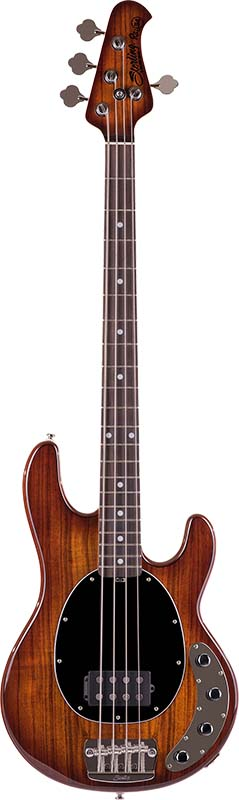 Sterling by MUSICMAN Ray34-KOA (Shaded Koa) 【bassgwp5】