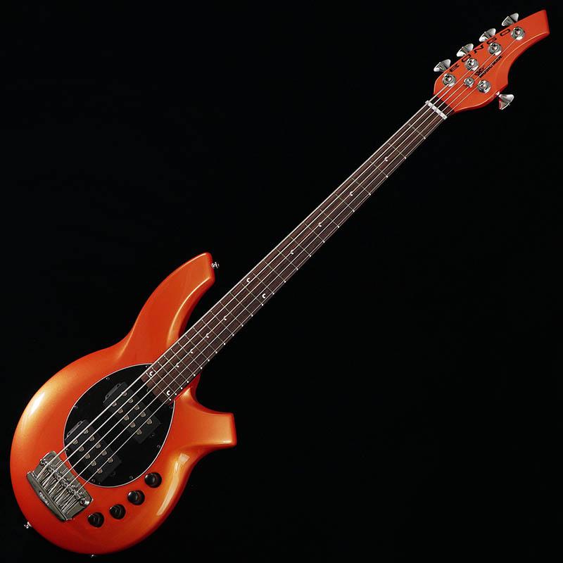 MUSICMAN Bongo 5 HH (Tangerine Pearl) 【bassgwp5】