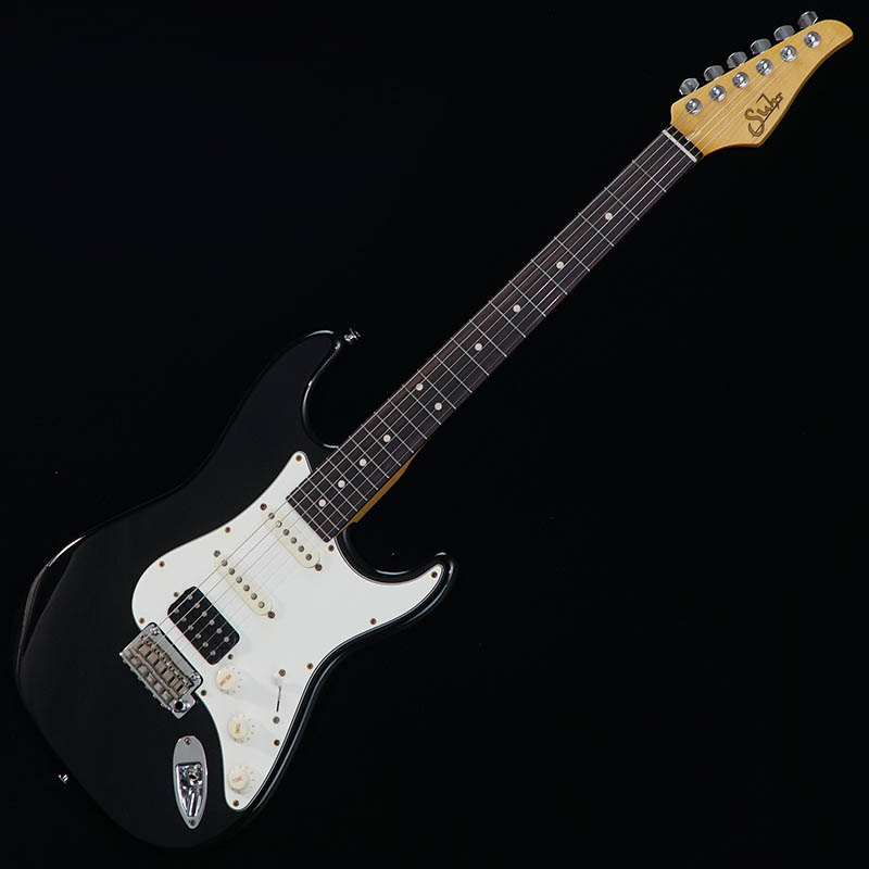 Suhr Guitars Pro Series Classic Antique SSH (Black/Rosewood) [#JS2J3J]
