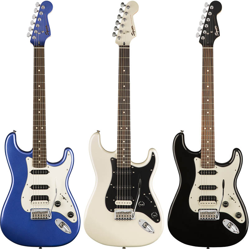 Squier Contemporary by by Fender Contemporary HSS Stratocaster HSS【ikbp5】, MUK ONLINE SHOP:f9d55f80 --- sunward.msk.ru