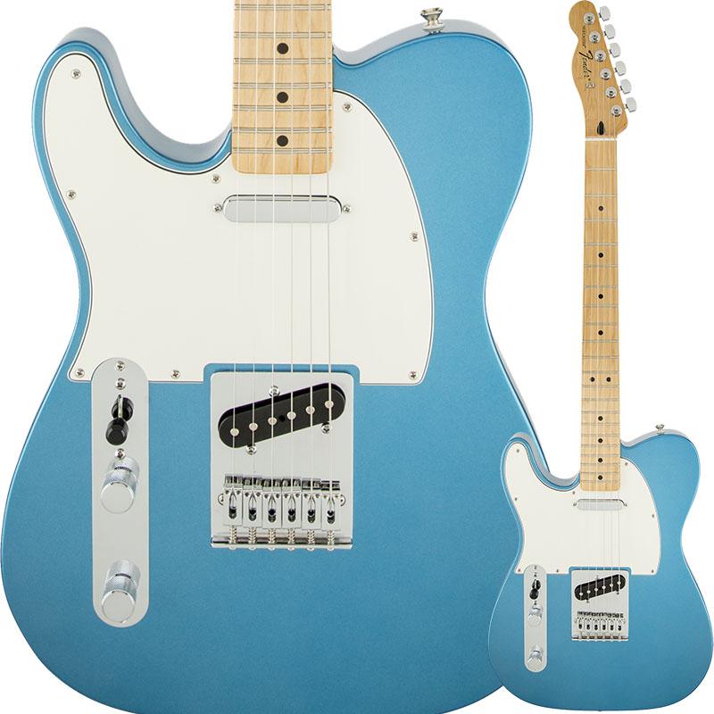 Fender Standard Telecaster Left-Handed (Lake Placid Blue/Maple) [Made In Mexico] 【特価】