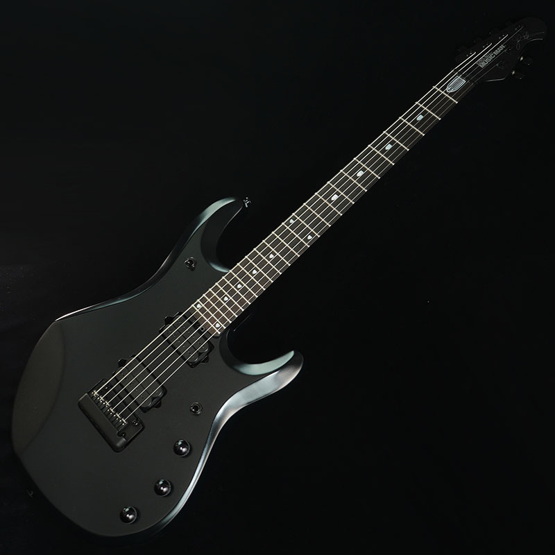 MUSICMAN Limited Edition John Petrucci 6ST Stealth Black